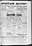 Spartan Daily, December 05, 1938 by San Jose State University, School of Journalism and Mass Communications