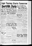 Spartan Daily, December 27, 1938 by San Jose State University, School of Journalism and Mass Communications