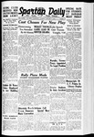 Spartan Daily, January 3, 1939 by San Jose State University, School of Journalism and Mass Communications