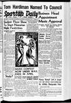 Spartan Daily, January 4, 1939