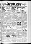 Spartan Daily, January 24, 1939