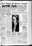 Spartan Daily, January 26, 1939