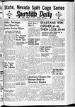 Spartan Daily, January 30, 1939 by San Jose State University, School of Journalism and Mass Communications