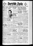 Spartan Daily, February 1, 1939 by San Jose State University, School of Journalism and Mass Communications