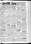 Spartan Daily, February 2, 1939 by San Jose State University, School of Journalism and Mass Communications