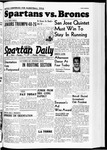 Spartan Daily, February 3, 1939 by San Jose State University, School of Journalism and Mass Communications