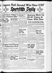 Spartan Daily, February 8, 1939 by San Jose State University, School of Journalism and Mass Communications
