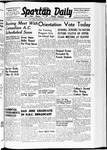 Spartan Daily, February 9, 1939 by San Jose State University, School of Journalism and Mass Communications