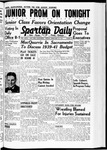 Spartan Daily, February 10, 1939 by San Jose State University, School of Journalism and Mass Communications