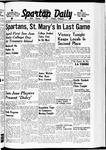 Spartan Daily, February 15, 1939