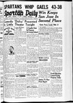 Spartan Daily, February 16, 1939 by San Jose State University, School of Journalism and Mass Communications