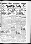 Spartan Daily, February 17, 1939 by San Jose State University, School of Journalism and Mass Communications