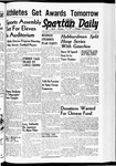 Spartan Daily, February 20, 1939 by San Jose State University, School of Journalism and Mass Communications