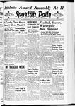 Spartan Daily, February 21, 1939