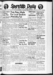 Spartan Daily, February 22, 1939