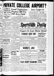 Spartan Daily, February 24, 1939 by San Jose State University, School of Journalism and Mass Communications