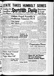Spartan Daily, February 27, 1939