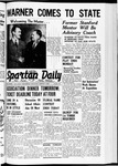 Spartan Daily, March 2, 1939 by San Jose State University, School of Journalism and Mass Communications