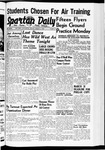 Spartan Daily, March 3, 1939 by San Jose State University, School of Journalism and Mass Communications