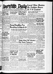 Spartan Daily, March 8, 1939 by San Jose State University, School of Journalism and Mass Communications
