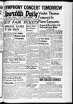 Spartan Daily, March 13, 1939 by San Jose State University, School of Journalism and Mass Communications