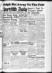 Spartan Daily, March 30, 1939 by San Jose State University, School of Journalism and Mass Communications