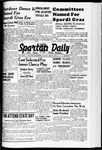 Spartan Daily, April 3, 1939 by San Jose State University, School of Journalism and Mass Communications