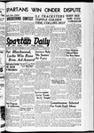 Spartan Daily, April 10, 1939 by San Jose State University, School of Journalism and Mass Communications