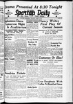 Spartan Daily, April 27, 1939 by San Jose State University, School of Journalism and Mass Communications