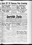 Spartan Daily, April 28, 1939 by San Jose State University, School of Journalism and Mass Communications