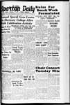 Spartan Daily, May 1, 1939 by San Jose State University, School of Journalism and Mass Communications