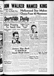 Spartan Daily, May 2, 1939 by San Jose State University, School of Journalism and Mass Communications