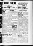 Spartan Daily, May 9, 1939 by San Jose State University, School of Journalism and Mass Communications