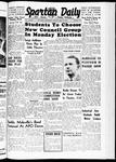 Spartan Daily, May 12, 1939