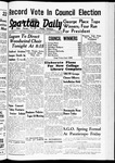 Spartan Daily, May 16, 1939 by San Jose State University, School of Journalism and Mass Communications