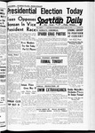 Spartan Daily, May 19, 1939 by San Jose State University, School of Journalism and Mass Communications