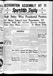 Spartan Daily, May 25, 1939 by San Jose State University, School of Journalism and Mass Communications