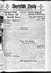 Spartan Daily, May 29, 1939 by San Jose State University, School of Journalism and Mass Communications