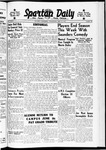 Spartan Daily, May 31, 1939 by San Jose State University, School of Journalism and Mass Communications