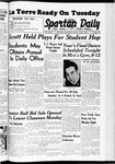 Spartan Daily, June 2, 1939 by San Jose State University, School of Journalism and Mass Communications