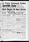 Spartan Daily, June 6, 1939 by San Jose State University, School of Journalism and Mass Communications