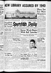 Spartan Daily, June 9, 1939 by San Jose State University, School of Journalism and Mass Communications