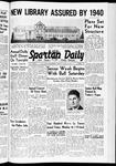 Spartan Daily, June 9, 1939