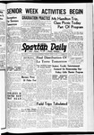 Spartan Daily, June 12, 1939 by San Jose State University, School of Journalism and Mass Communications