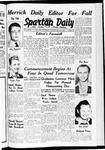 Spartan Daily, June 15, 1939 by San Jose State University, School of Journalism and Mass Communications