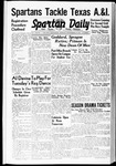 Spartan Daily, September 18, 1939 by San Jose State University, School of Journalism and Mass Communications
