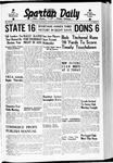 Spartan Daily, September 25, 1939 by San Jose State University, School of Journalism and Mass Communications