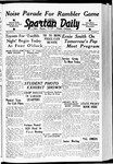 Spartan Daily, September 27, 1939 by San Jose State University, School of Journalism and Mass Communications