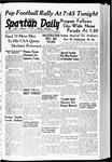Spartan Daily, September 28, 1939