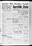 Spartan Daily, September 29, 1939